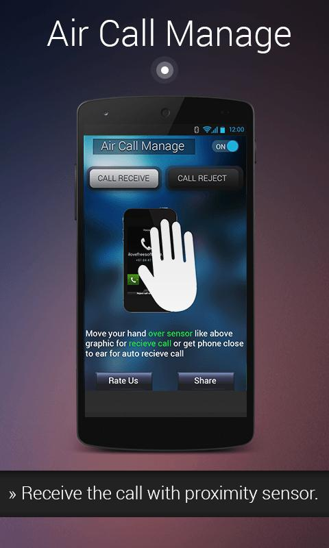 air call receive apk download