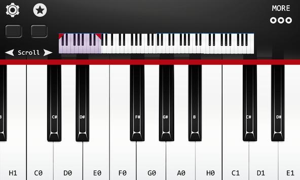 The Magical Piano screenshot 1