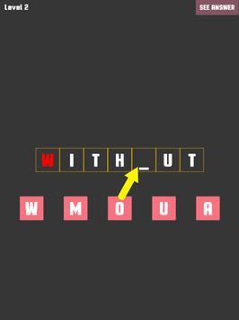 Word Complete screenshot 4