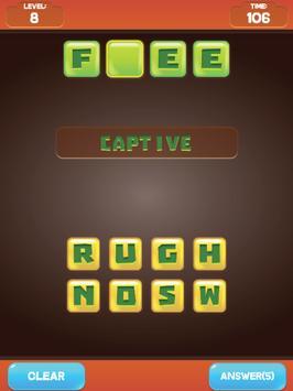 Word Brain apk screenshot