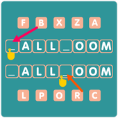 Word Spelling Puzzle icon