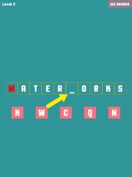 Word Spelling Puzzle apk screenshot