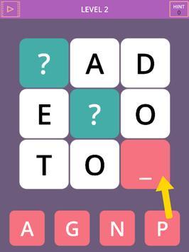 Word Sudoku screenshot 5