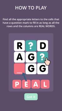 Word Sudoku poster