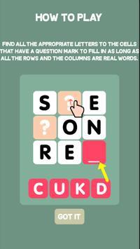 Word Teaser poster
