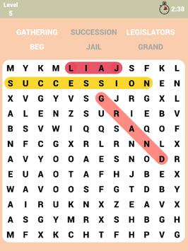 Word Search For Newbie apk screenshot