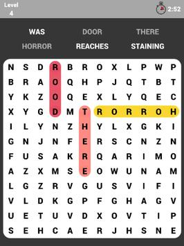 Word Search For Beginners screenshot 3