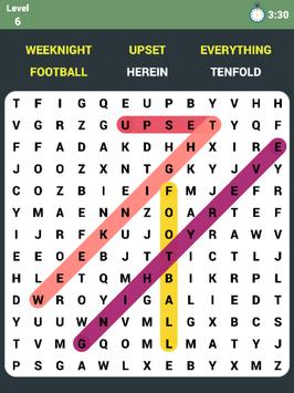 Word Search - Compound Words apk screenshot