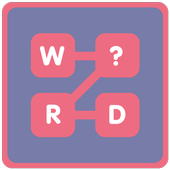 Correct a word - basic words icon