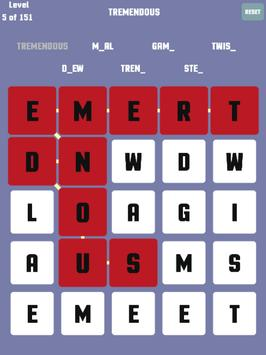 Correct a word - basic words apk screenshot