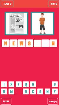 Guess the word - 2 pictures 1 word screenshot 2