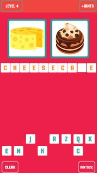 Guess the word - 2 pictures 1 word apk screenshot