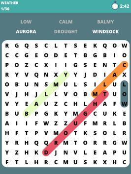 Just Word Search screenshot 5