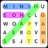 Mini Word Search Game icon