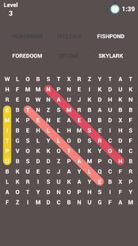 Mini Word Search Game screenshot 2