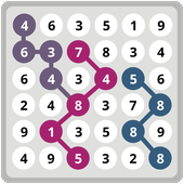 Number Search - Snake icon