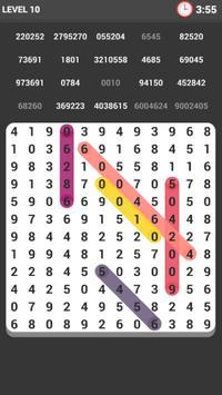 Number Find screenshot 1