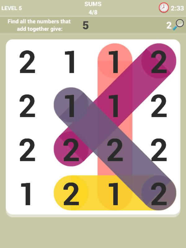 Number Search - Math Skill for Android - APK Download