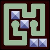 One Line vs. Blocks icon