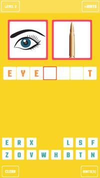 Pictureword Game screenshot 1