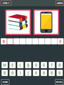 Picture puzzle - word game apk screenshot