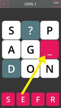 Sudoku Word apk screenshot
