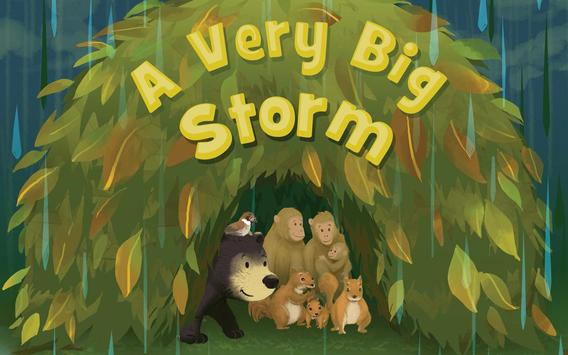 A Very Big Storm poster