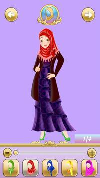 Hijab Game Beautiful Princess screenshot 9