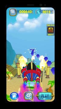 Cat Runner-Online Rush Subway Sonic Talking Pet screenshot 4