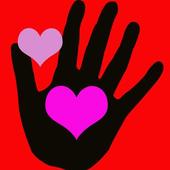 Palm Love icon