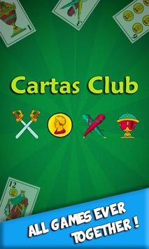 Cartas Club poster