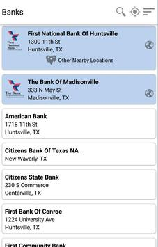 TXPages Local Business Search screenshot 1
