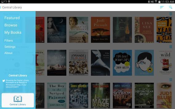 cloudLibrary apk screenshot