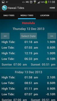 Hawaii Tide Times for Android - APK Download