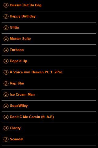 Tyga Lyrics for Android - APK Download