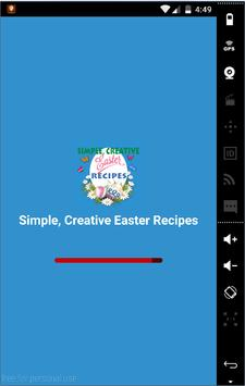 Simple,Creative Easter Recipes poster