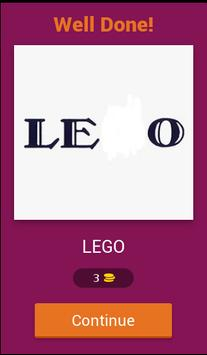 FAMOUS LOGO ORIGINALS screenshot 1