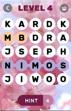 Find Kpop idols names screenshot 4