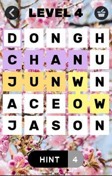 Find Kpop idols names screenshot 3