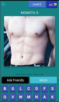 Guess Kpop idol abs screenshot 3