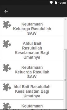 Kumpulan Ahlul Bait Nabi SAW screenshot 4