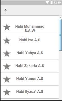 Kumpulan Kisah 25 Nabi apk screenshot
