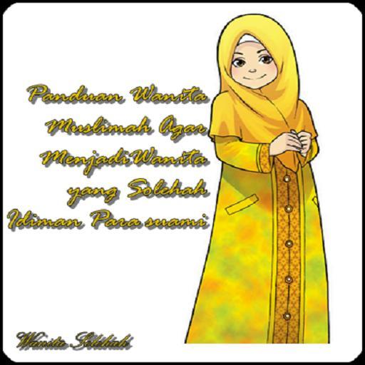 Belajar Menjadi Wanita Solehah For Android Apk Download