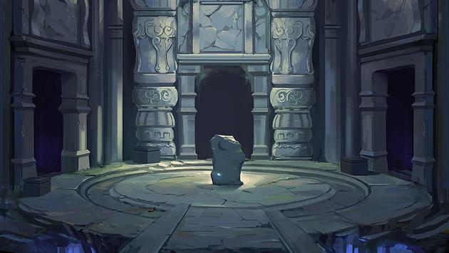 Old Tomb Palace Escape screenshot 1