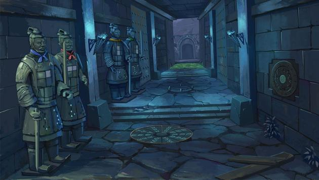 Old Tomb Palace Escape screenshot 2