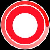 شاشتي :تسجيل الشاشة فيديو وصور icon
