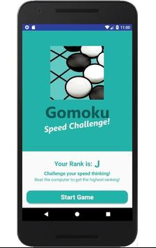 Gomoku Speed poster