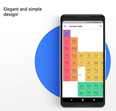 Virtual periodic table 2018 apk download free productivity app virtual periodic table 2018 poster urtaz Image collections
