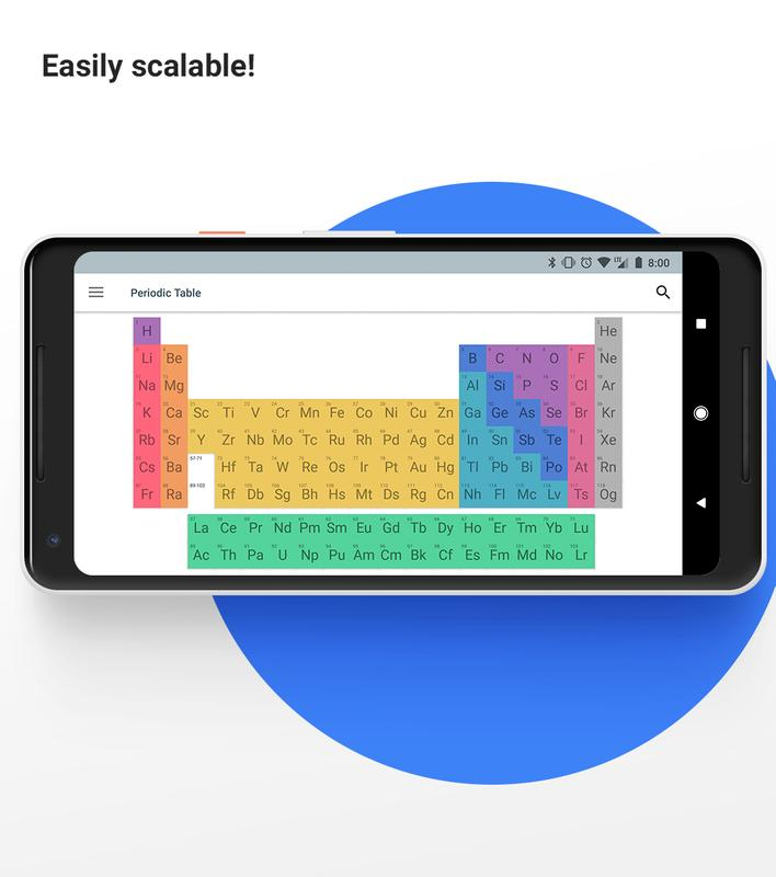 Virtual periodic table 2018 apk download free education app for virtual periodic table 2018 apk screenshot urtaz Images