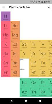 Virtual periodic table 2018 apk download free productivity app virtual periodic table 2018 apk screenshot urtaz Gallery